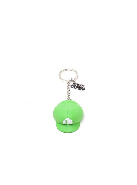 3D Schlüsselanhänger Mütze Luigi