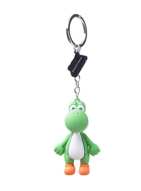 3D Schlüsselanhänger Yoshi Mario Bros