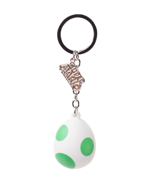 3D Schlüsselanhänger Ei Yoshi