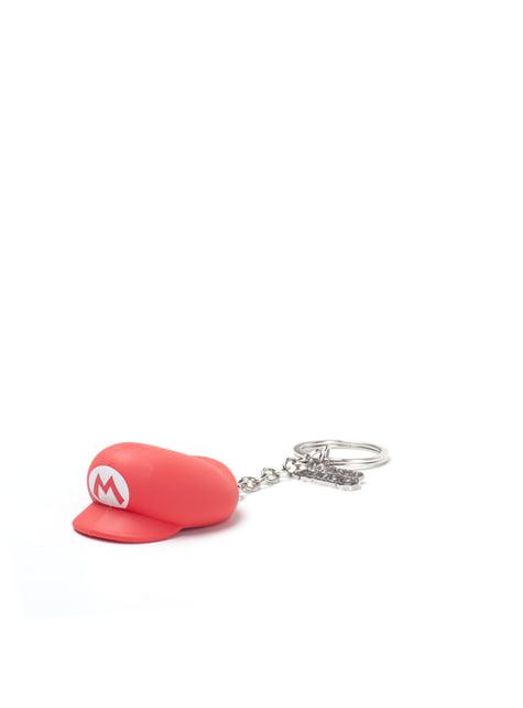 Porte-clés 3D chapeau de Mario