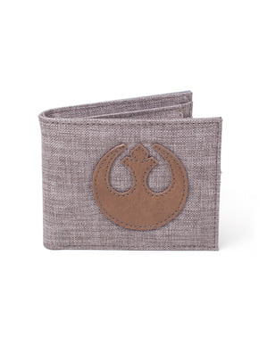 Cartera de emblema de la Resistencia Star Wars: Episodio VII