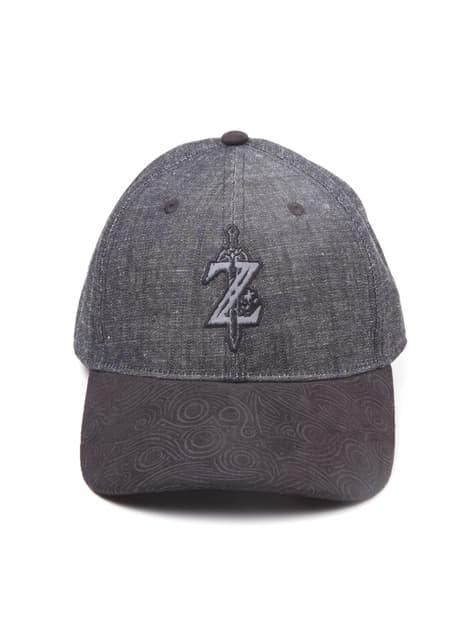 The Legend of Zelda Logo cap