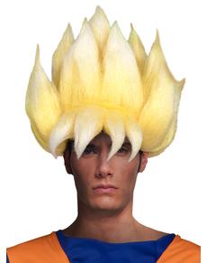 Peluca de Super Saiyan para Adulto – Dragon Ball
