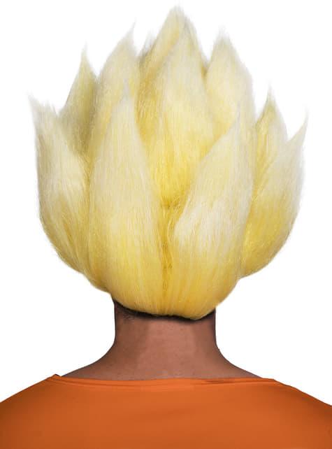Peluca de Super Saiyan - Dragon Ball - barato