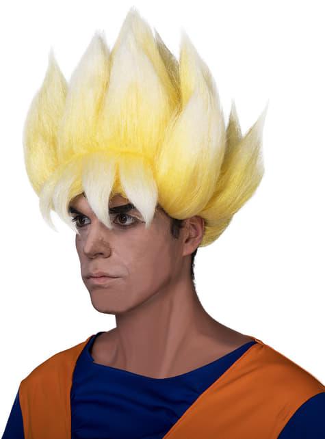 Peluca de Super Saiyan - Dragon Ball - comprar