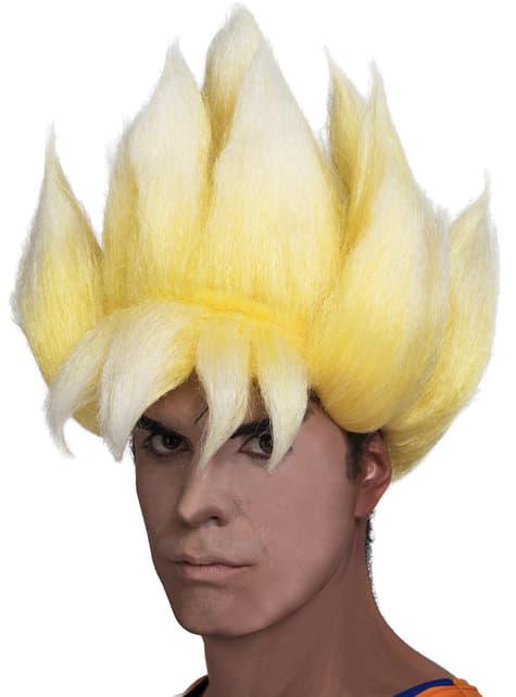 Peluca de Super Saiyan - Dragon Ball - para niños y adultos