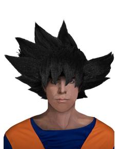 Peluca de Goku para Adulto – Dragon Ball