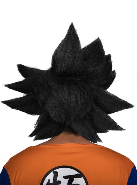 Peluca de Goku - Dragon Ball - para tu disfraz
