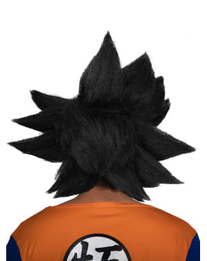 Perucă Goku - Dragon Ball