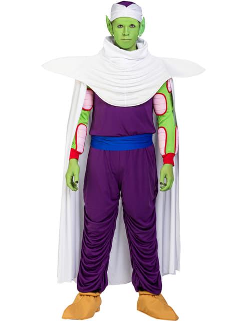 Disfraz de Piccolo - Dragon Ball - hombre
