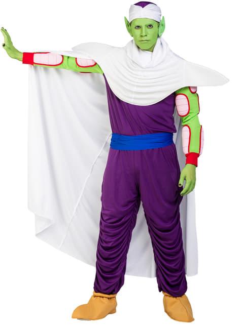 Disfraz de Piccolo - Dragon Ball - originales y divertidos