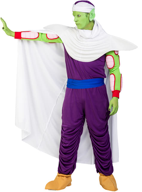 Disfraz de Piccolo - Dragon Ball - ideas para disfrazarte