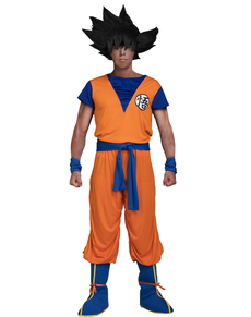 Dragon Ball Goku costume for adults ...  sc 1 st  Funidelia & Dragon Ball© costumes for adults | Funidelia