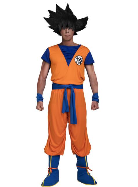 Κοστούμι Dragon Ball Goku για ενήλικες