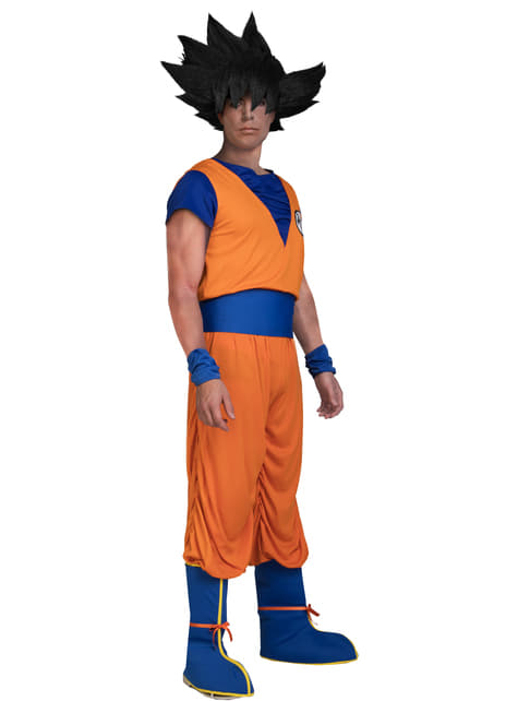 Disfraz de Goku - Dragon Ball - hombre