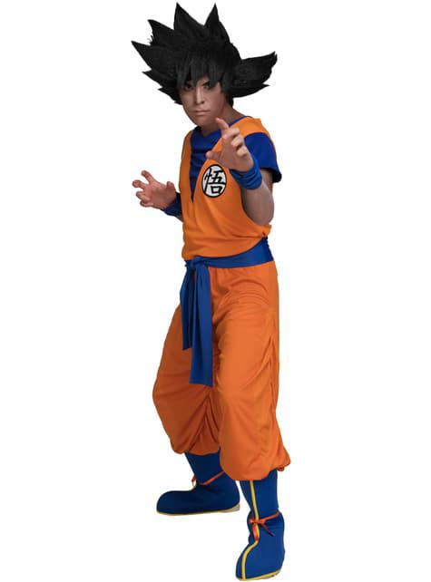 Disfraz de Goku - Dragon Ball - Halloween