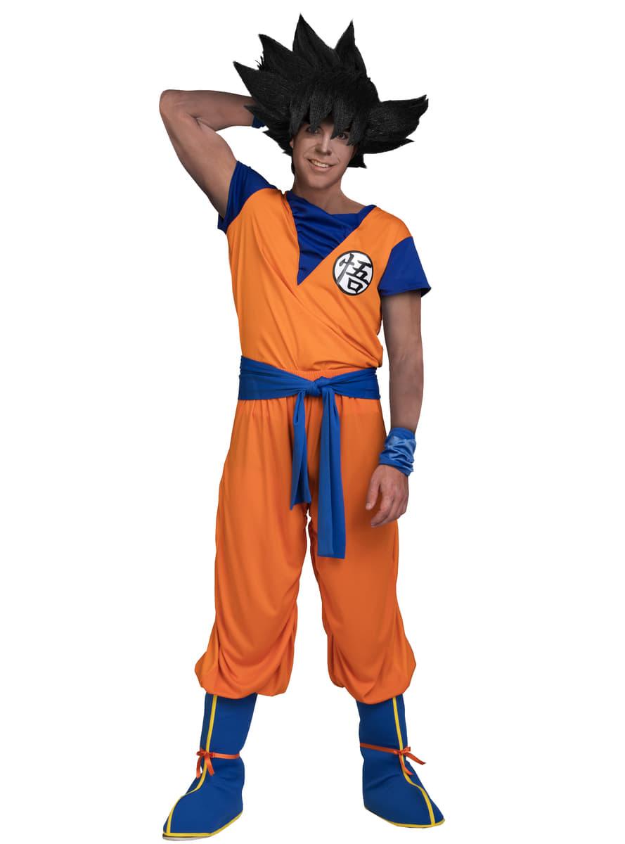 Disfraz de Goku para Adulto – Dragon Ball. Have Fun!  45501a0fefa4