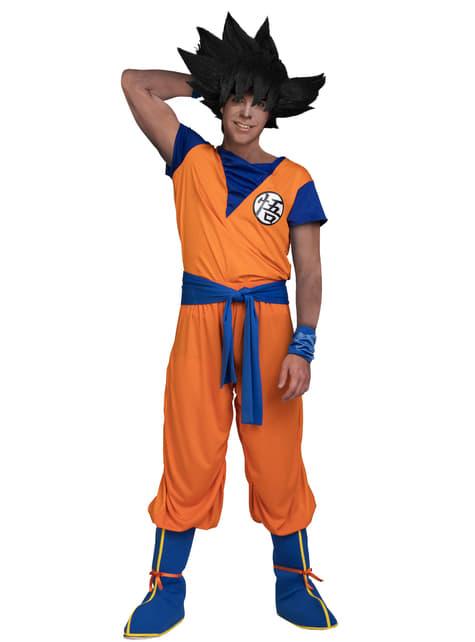 Disfraz de Goku - Dragon Ball - barato