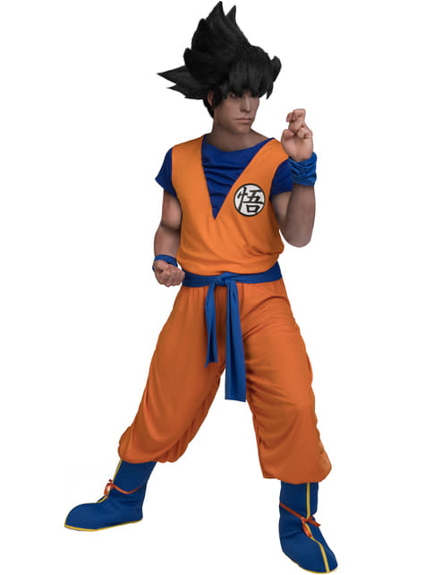 Goku Kostüm - Dragon Ball