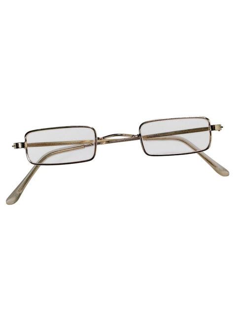 Okulary prostokątne