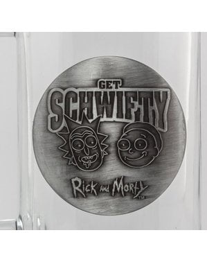 Rick and Morty glas krus