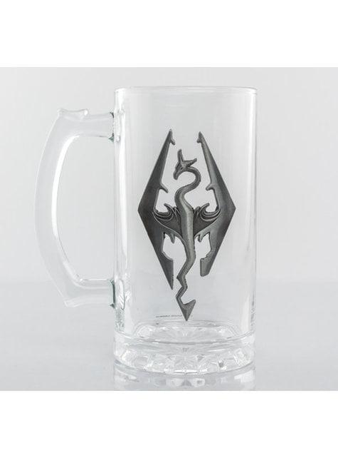 Jarra de cristal de Skyrim - oficial