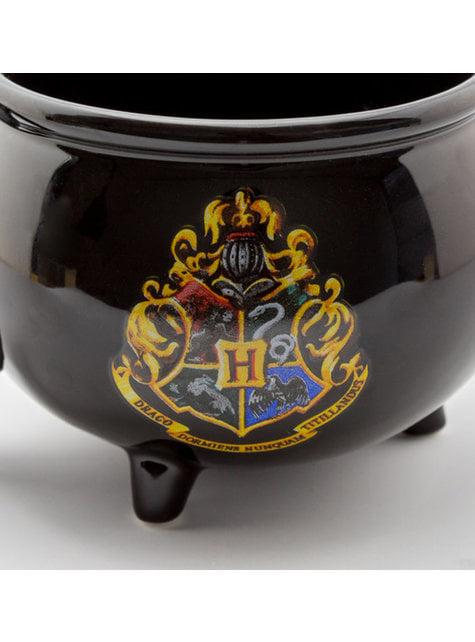 Caneca 3D de Harry Potter Caldeirão Hogwarts