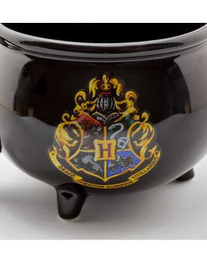 Cană 3D Harry Potter Cazan Hogwarts