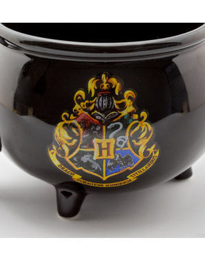 Mugg 3D Harry Potter Hogwarts
