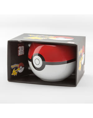 Pokemon Pokeball 3D kupa