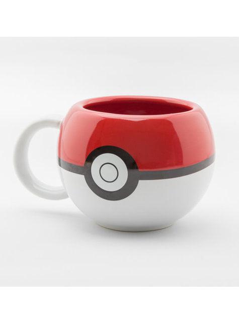 Kubek 3D Pokemon Pokeball