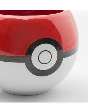 """3D чаша с покебол– """"Покемон"""""""