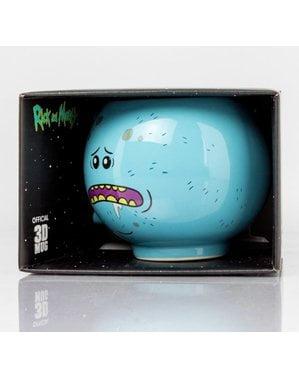 Mugg 3D Rick and Morty Mr Meeseeks