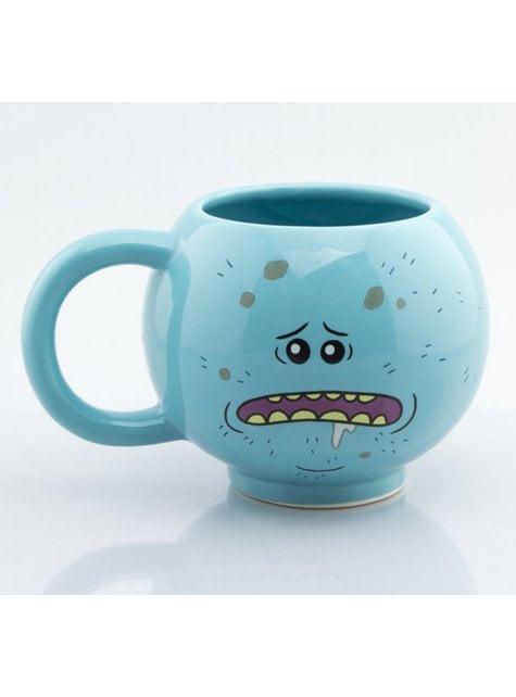 3D Tasse Rick & Morty Mr Meeseeks