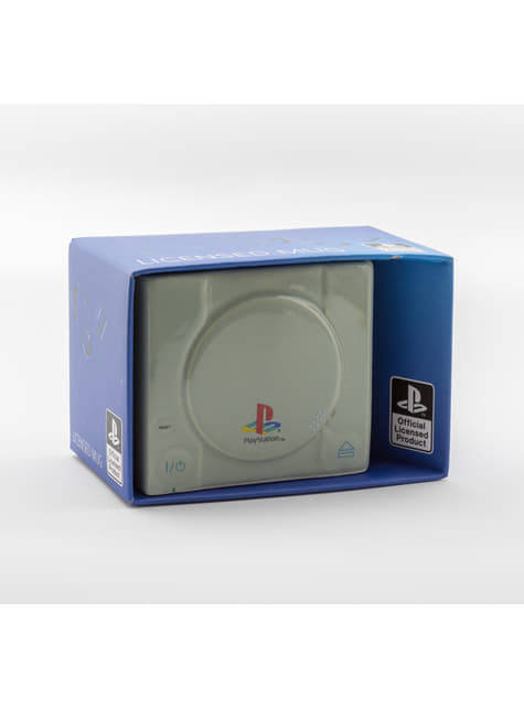 3D Tasse PlayStation Konsole