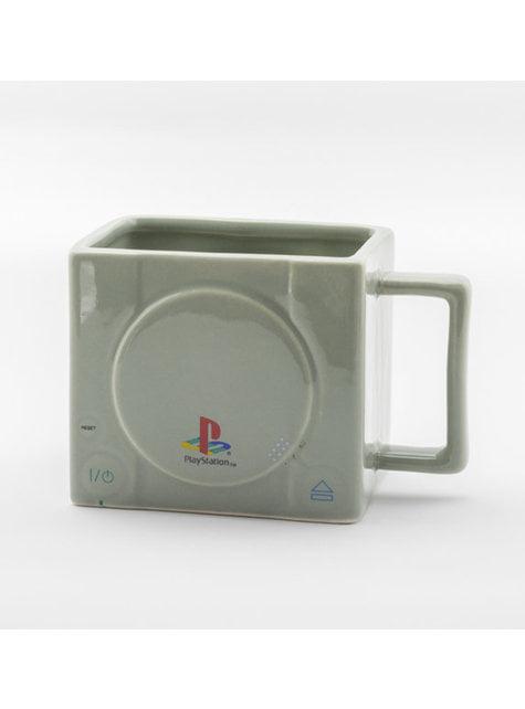 Taza 3D de Playstation Consola