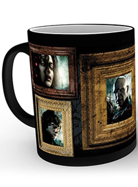 Harry Potter portrætter farve skiftende krus