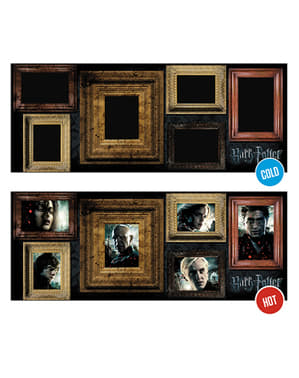 Hrnek měnící barvy Harry Potter portréty