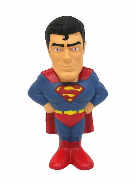 Figura antiestress de Superman 14 cm