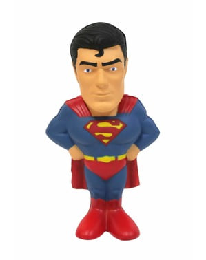 Superman anti-stress figuur 14 cm