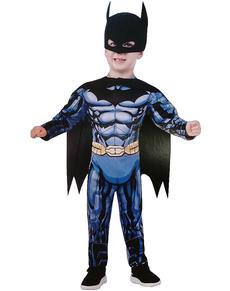 Disfraz de Batman DC Comics deluxe para bebé