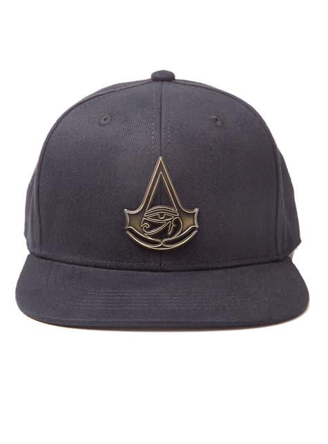 Assassin's Creed Origins metallic logo cap