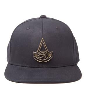 हत्यारा है पंथ मूल धातु लोगो टोपी