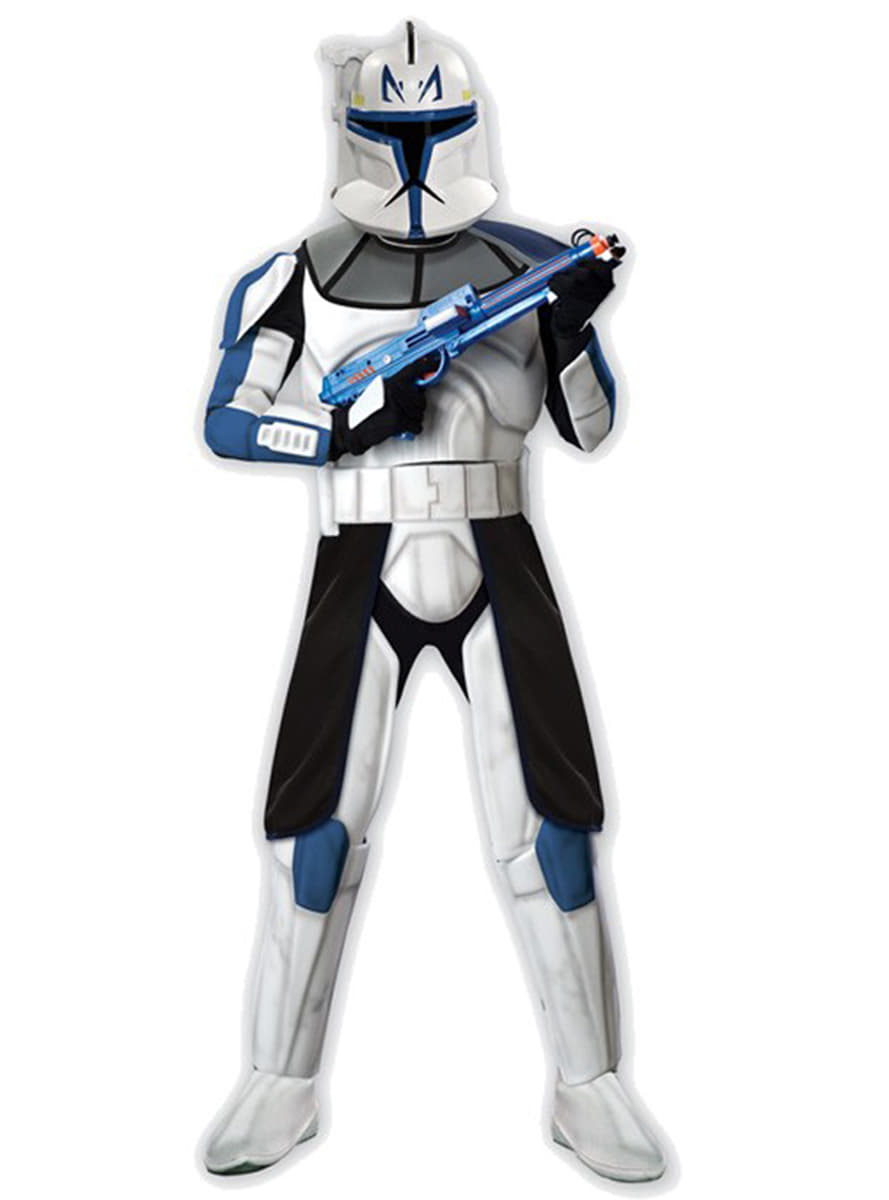 costume de clone trooper rex haut de gamme adulte funidelia. Black Bedroom Furniture Sets. Home Design Ideas