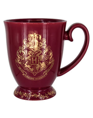 Hogwarts Harry Potter ceramic mug