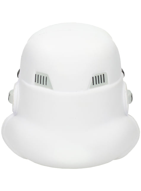 Figura antiestrés casco de Stormtrooper Star Wars 9 cm - barato