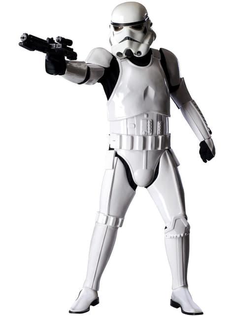 Kostým pro dospělé stormtrooper supreme