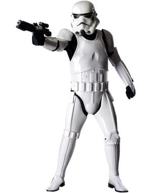 Overlegen Stormtrooper Voksenkostyme