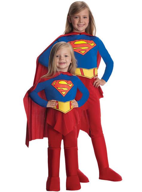 Vestito Supergirl per bambina
