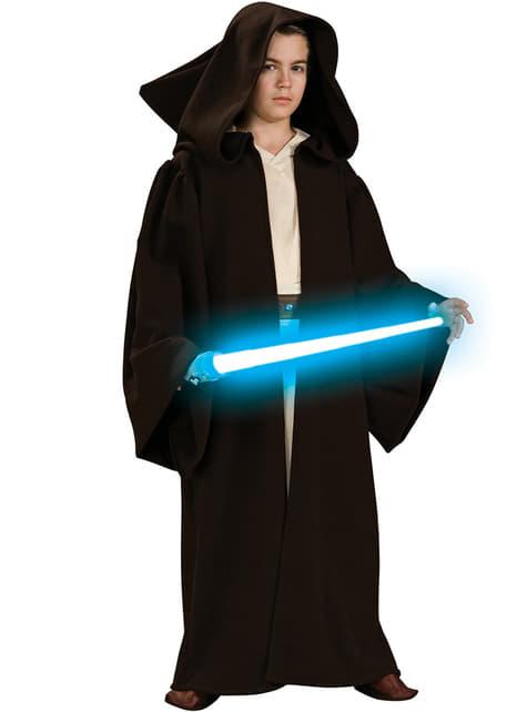 Túnica de Jedi Supreme infantil